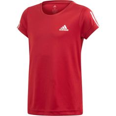 adidas Equipment T-Shirt Kinder active-maroon