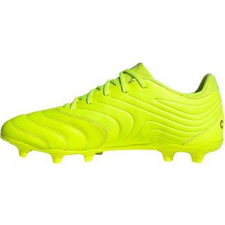 adidas COPA 19.3 FG Fußballschuhe solar yellow