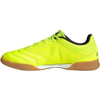 adidas COPA 19.3 IN SALA Fußballschuhe solar yellow