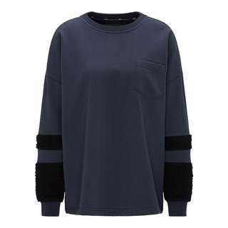 DreiMaster Sweatshirt Damen marine