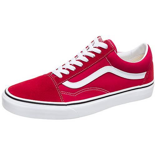 Vans Old Skool Sneaker rot / weiß im Online Shop von SportScheck kaufen