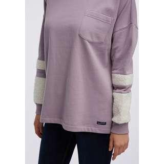 DreiMaster Sweatshirt Damen dunkelrosa