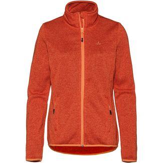 OCK Strickfleece Damen orange