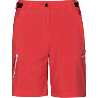 ICEPEAK Saana Funktionsshorts Damen coral-red