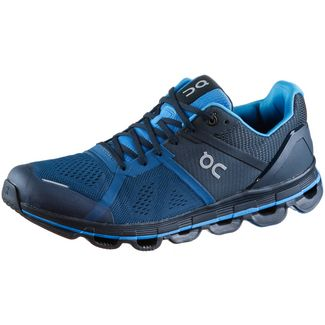 ON CLOUDACE Laufschuhe Herren navy-malibu