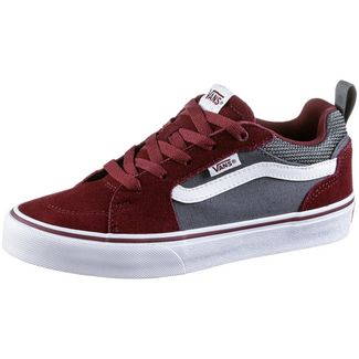 Vans Filmore Sneaker Kinder cabernet-pewter