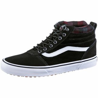 Vans Ward Sneaker Herren black-plaid