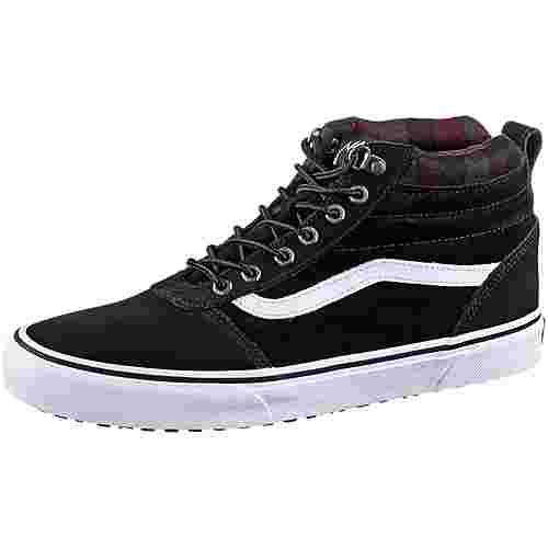 Vans Ward Sneaker Herren black-plaid