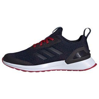 adidas RapidaRun X Schuh Laufschuhe Kinder Legend Ink / Active Maroon / Tech Ink
