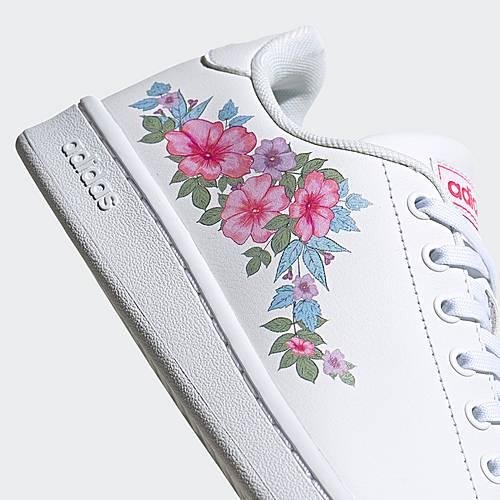 adidas FARM Rio Advantage Schuh Winterschuhe Damen Cloud White Cloud White Real Pink im Online Shop von SportScheck kaufen