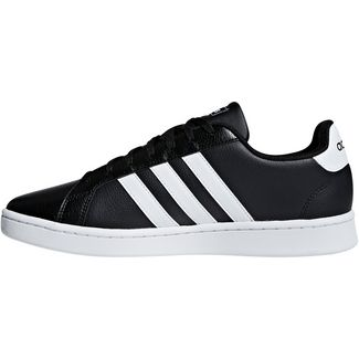 adidas Grand Court Sneaker Herren core black