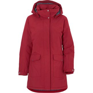 Didriksons 1913 Bliss 2 Parka Damen element red