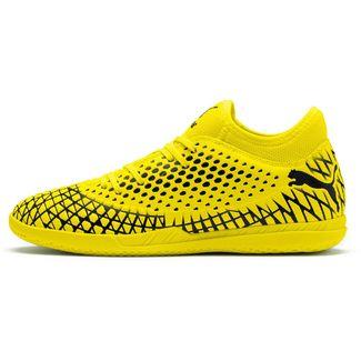 PUMA FUTURE 4.4 IT Fußballschuhe yellow alert-puma black