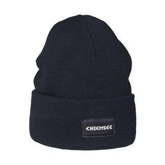 Chiemsee Unisex Mütze Beanie Deep Black