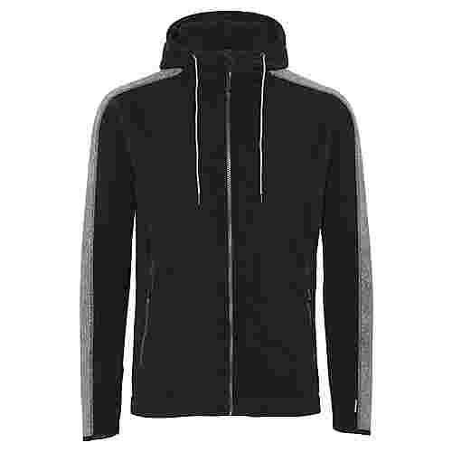 Chiemsee Fleece Jacke Sweatjacke Herren Deep Black