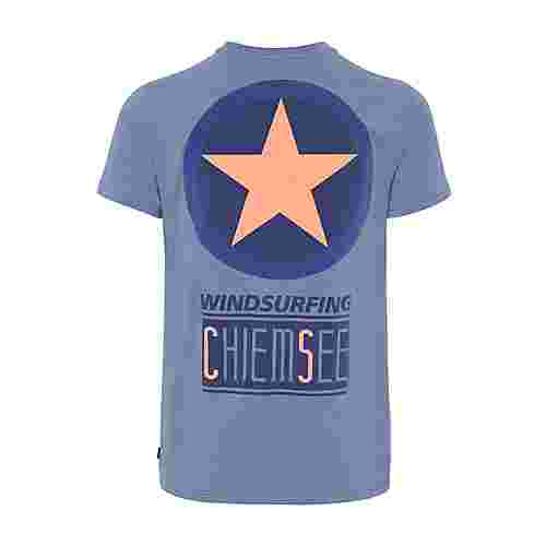57c15678880b52 Chiemsee T-Shirt mit großem Rückenprint T-Shirt Herren Coronet Blue ...