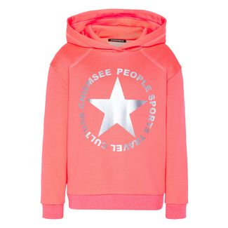 Chiemsee Sweatshirt Sweatshirt Kinder Neon Pink