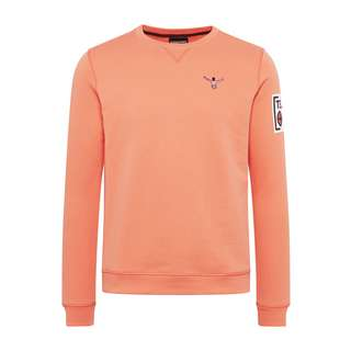 Chiemsee Sweatshirt Sweatshirt coral