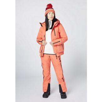Chiemsee Skijacke Skijacke Damen Hot Coral