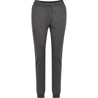 hummel Sweathose Damen DARK GREY MELANGE