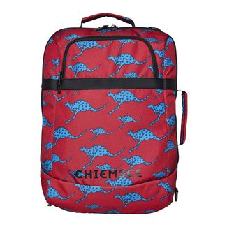 Chiemsee Reisetasche Reisetasche DARK RED/M BLUE