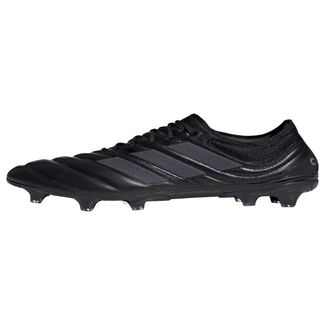 adidas Copa 19.1 FG Fußballschuh Fußballschuhe Herren Core Black / Core Black / Silver Met.