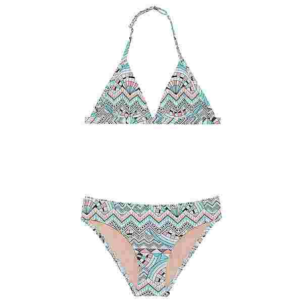 Chiemsee Triangle Bikini-Set Kids Bikini Set Kinder graphic 2 aqua