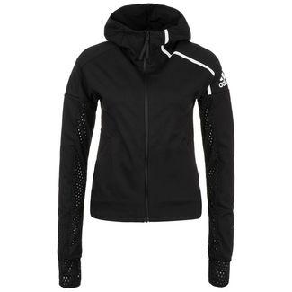 Trainingsjacken für Damen von adidas in schwarz im Online