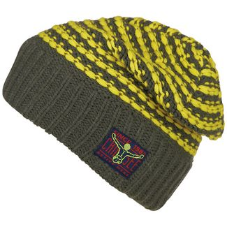 Chiemsee Mütze Beanie Herren blazing yellow