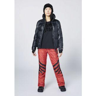 Chiemsee Skihose Skihose Damen Red/Dark Red AO