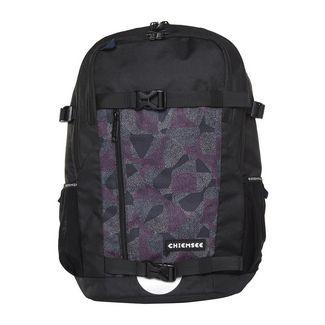 Chiemsee Rucksack Daypack Kinder Pink/Black AOP