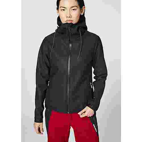Chiemsee Softshelljacke Softshelljacke Damen Deep Black