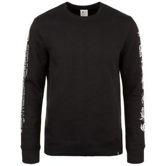 Reebok CrossFit Icons Crew Sweatshirt Herren schwarz / weiß