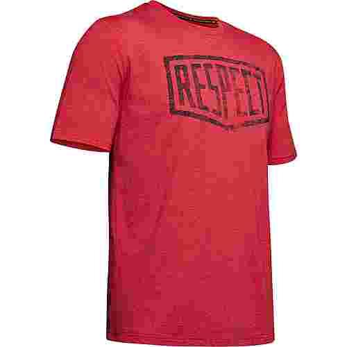 Under Armour Proj.RockBull Graph.Respect Funktionsshirt Herren red