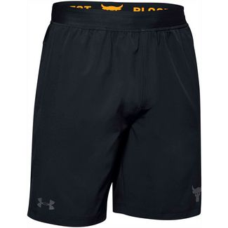 Under Armour Project Rock Training Funktionsshorts Herren black