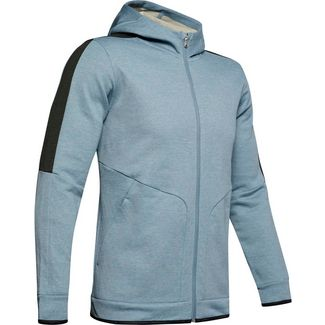 Under Armour Athlete Recovery Funktionsjacke Herren gray