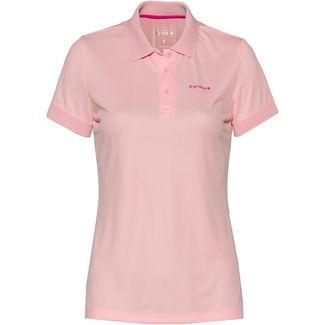 ICEPEAK Kassidy Poloshirt Damen light pink