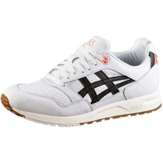 ASICS Gel Saga Sneaker Herren white-black