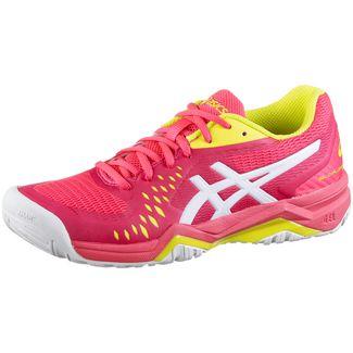 ASICS GEL-CHALLENGER 12 Tennisschuhe Damen laser pink-white