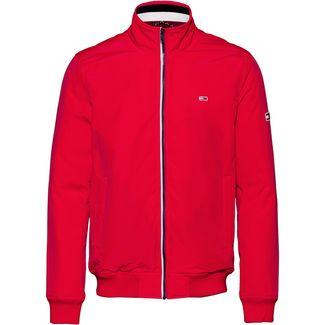 Tommy Jeans Jacke Herren flame scarlet