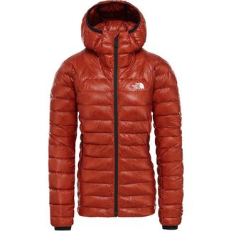The North Face Summit L3 Daunenjacke Damen picante red-picante red