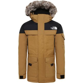 The North Face Mcmurdo 2 Parka Herren british khaki