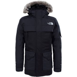 The North Face Mcmurdo 2 Parka Herren tnf black-high rise grey