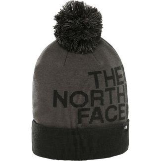 The North Face Tuke Bommelmütze tnf black-asphalt grey