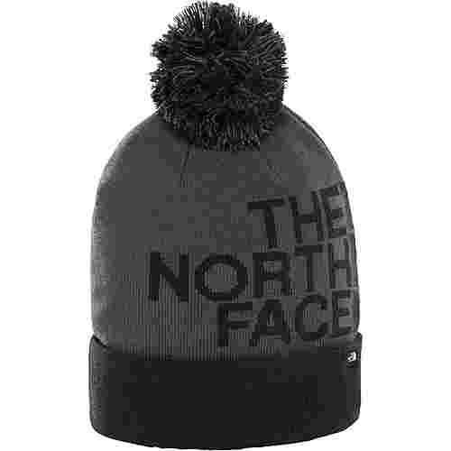 The North Face Tuke Bommelmütze tnf black-asphalt grey