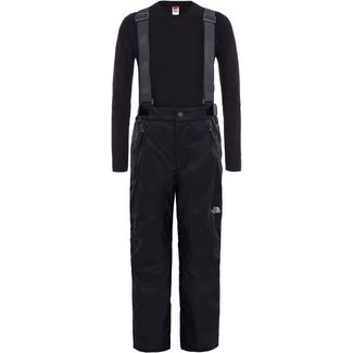 The North Face Snowquest Skihose Kinder tnf-black