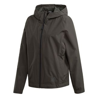 adidas Climaproof Regenjacke Outdoorjacke Damen Legend Earth
