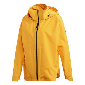adidas Urban Climaproof Regenjacke Funktionsjacke Damen Active Gold