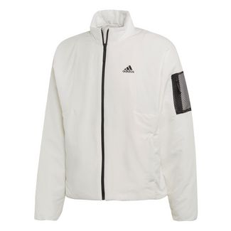 adidas Back-to-Sport Lined Insulation Jacke Daunenjacke Herren Core White