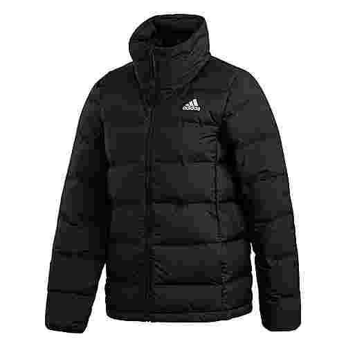 adidas Helionic 3 Streifen Jacke Daunenjacke Damen Schwarz im Online Shop von SportScheck kaufen